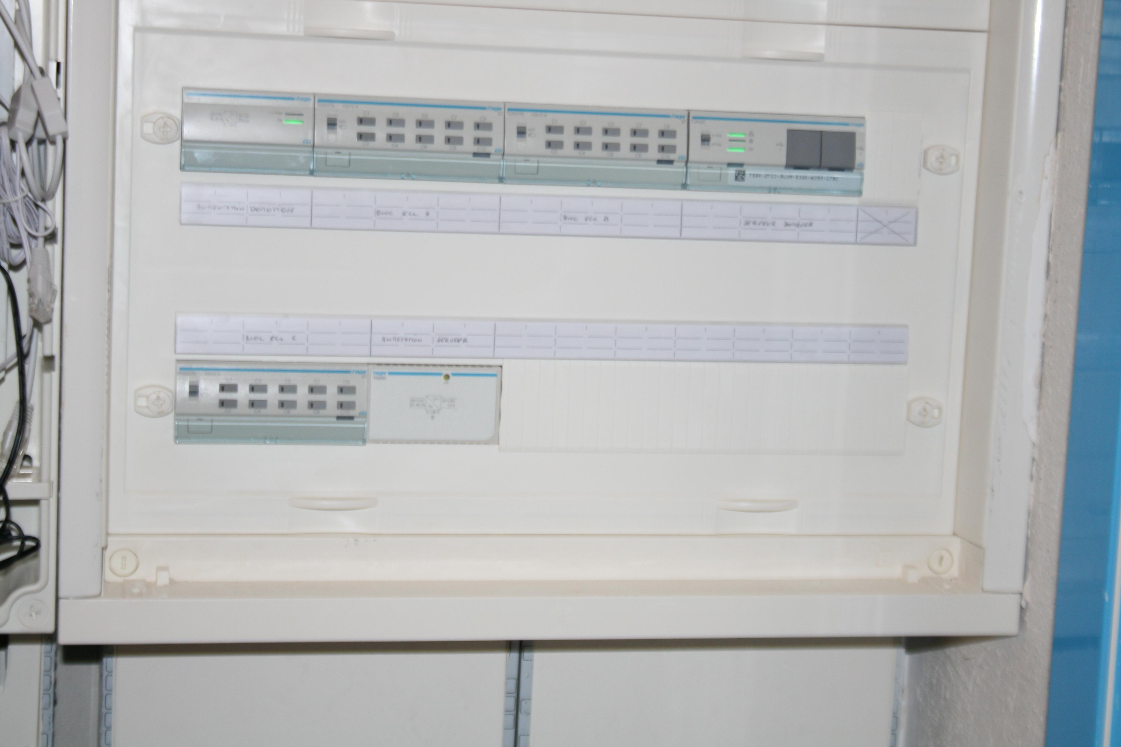 electricien lyon installation depannage electricite renovation tableau electrique domotique communication