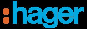 installation electrique logo Hager