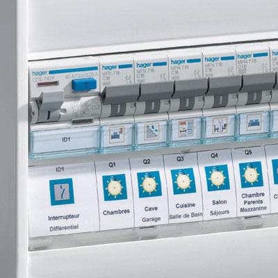 électricien Lyon installation dépannage électricité rénovation tableau électrique neuf